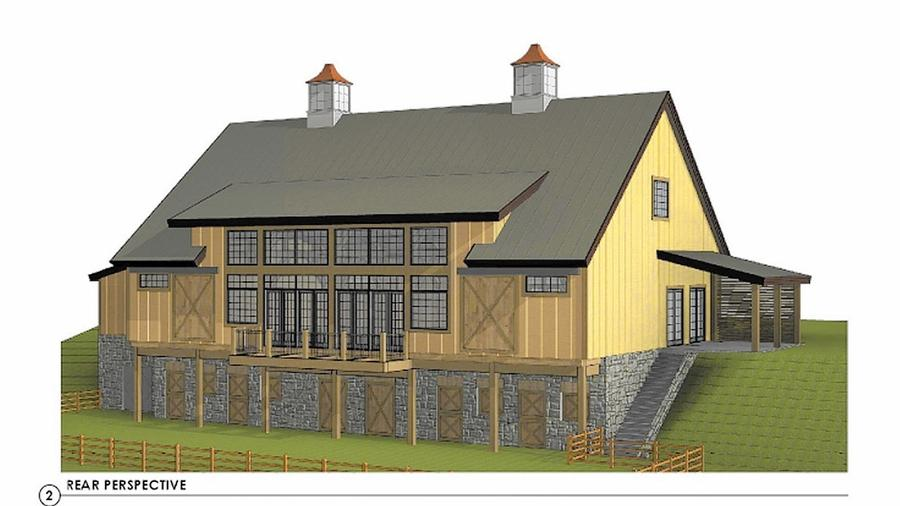 Plans Altered For Wedding Venue Proposed On Churchville Farm