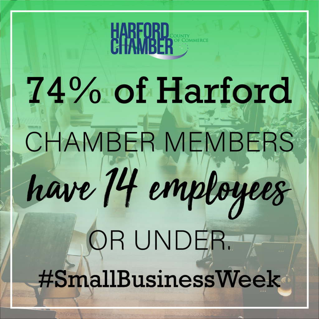 Chamber Insider - Small Business Week - 5-10-2019 - Harford